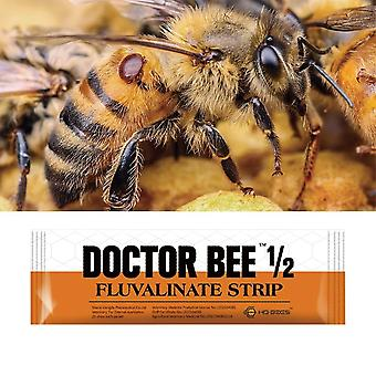 Medicine For Bees Fluvalinate Strip Highly Active Bee Varroa Mite Killer