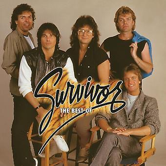 Best Of Survivor-Greatest Hits [Vinyl] USA import