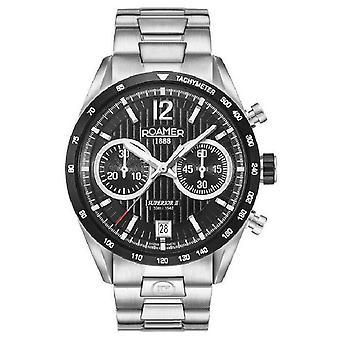 Roamer 510902 41 54 50 Superior Chrono II watch 42 mm