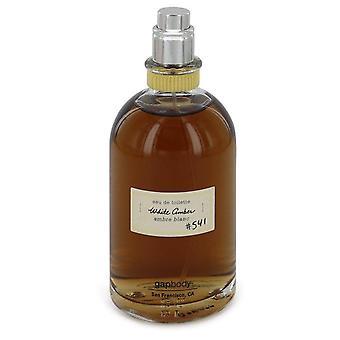White Amber 541 Eau De Toilette Spray (Tester) By Gap 3.4 oz Eau De Toilette Spray