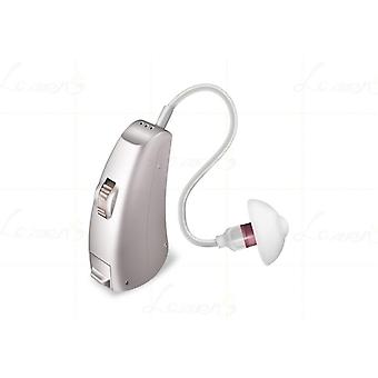 206 Best quality hearing aids mini digital ric hearing aid  fashion hot sales small bte invisible hearing aids  dropshipping