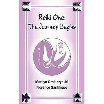 Reiki One - The Journey Begins by Marilyn Omieczynski - 9781438979427