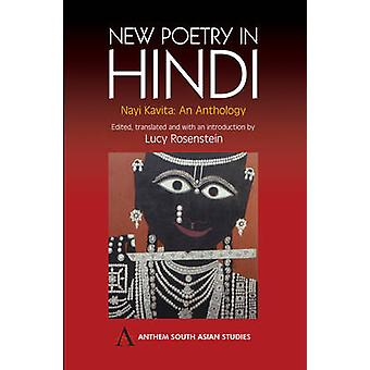 New Poetry in Hindi - Nayi Kavita - An Anthology by Lucy Rosenstein - 9