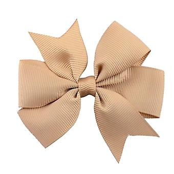 10pcs/lot Grosgrain Ribbon Hair Bow With Clip Boutique Bow Hair Clips Hairpin