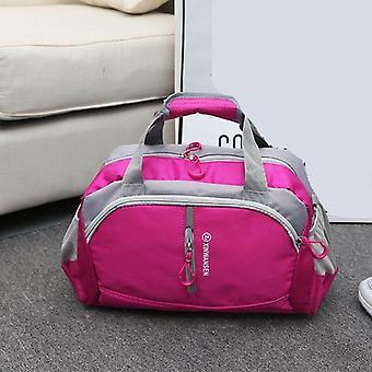 Nylon Waterproof Sports Gym Bag, Women Men For Gym Fitness Handbags Bag