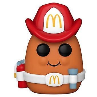 Mcdonalds- Fireman Nugget USA import