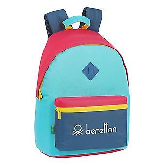 Laptop Rucksack Benetton Colorine 14