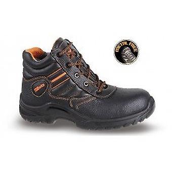 Beta 072010443 7201Bkk 43 storlek 9/43 Full-Grain läder fotled sko vatten tät