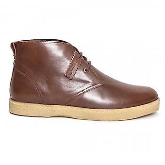 Farah Jonah Brown Desert Boots