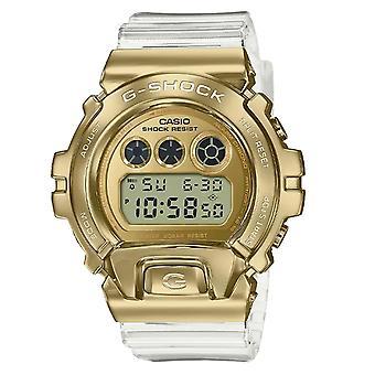 Casio Men's G-Shock Gold Dial Watch - GM6900SG-9