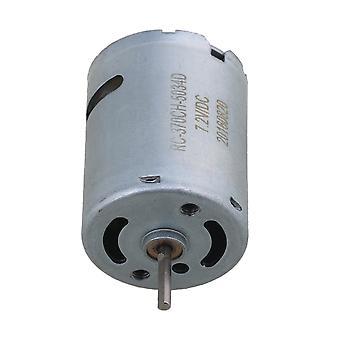 RC1:16 RC1:18 Model vozidla 10x2mm hriadeľ 370 kefa elektromotor 30000RPM