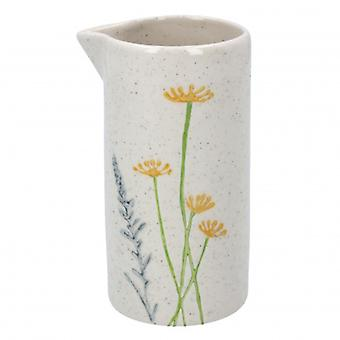 Gisela Graham Ceramic Milk Jug