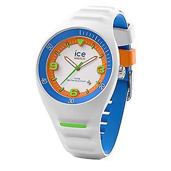 Ice-Watch - P. Leclercq Valkoinen väri - Miesten kello silikonihihnalla - 017595, Keskikokoinen, Valkoinen