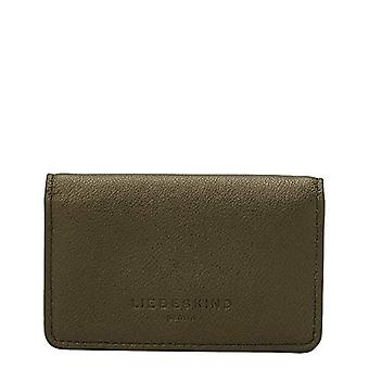 Liebeskind Berlin Basic Cardi, Women's Wallet Travel Accessories, Dark Green, Small