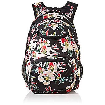Roxy Shadow Swell Printed, Women's Backpack, Anthracite Wonder Garden S, Medium