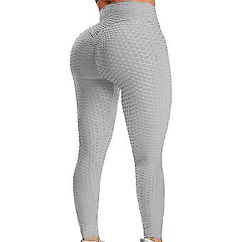 Women high waist yoga pants tummy control slimming booty leggings workout running butt lift tights pl-1047