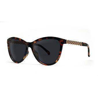 Ruby rocks lisa kate cateye sunglasses in tort