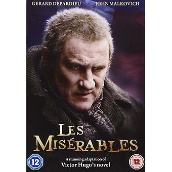 Les Miserables [2000] DVD