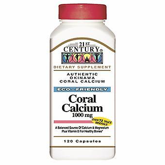 21st Century Coral Calcium, 1000 mg, 120 Caps