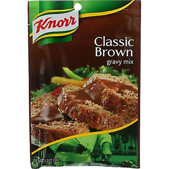 Knorr Mix Gravy Brown, Case of 12 X 1.2 Oz