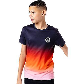 Hype Childrens/Kids Sunset Fade T-Shirt