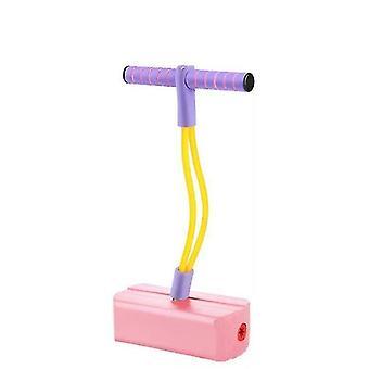 My First Foam Pogo Jumper dla dzieci Zabawa i bezpieczne Pogo Stick dla małych dzieci (PINK)