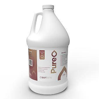 Pure Tan - 10% Medium 4000ml Trade size