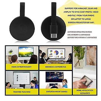 Digitale Hdmi Media Video Streamer Draadloze Hdmi Hetzelfde Scherm Apparaat Tv Dongle
