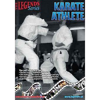 El Atleta de Karate Dvd -Vd7103A