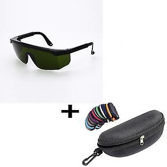 Säädettävä laser, suojalasit, hitsaus aurinkolasit, silmien suojaus