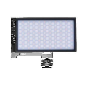 ALTSON R8 RGB Video Light Panel Full Color LED Luz de la cámara