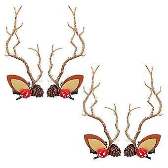 Reindeer Stilvolle Exquisite Mode Haarspangen