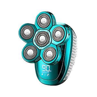 Rasoirs électriques 35Eb 6 en 1 pour hommes kit rasoir électrique rechargeable pour hommes chauves