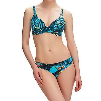 Fantasie Seychelles FS6104 W Underwired Convertible Plunge Bikini Top