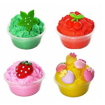 Silk Slime Venting And Decompressing 4-piece Set