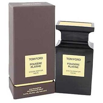 Tom Ford Fougere Platine Av Tom Ford Eau De Parfum Spray (unisex) 3.4 Oz (kvinner)