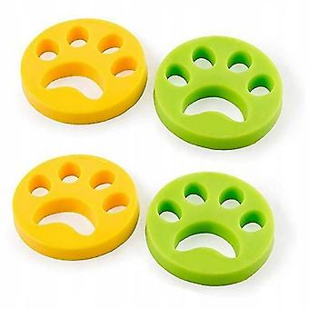 4 Pcs. Animal Hair Remover For