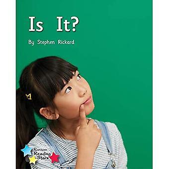 Is It? (Reading Stars)