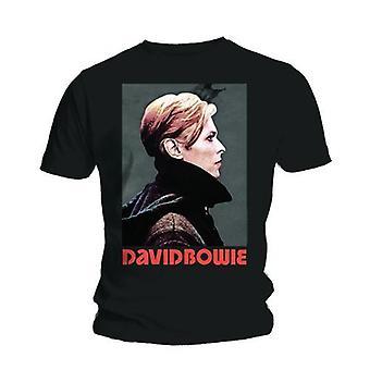 David bowie unisex tee: lågt porträtt