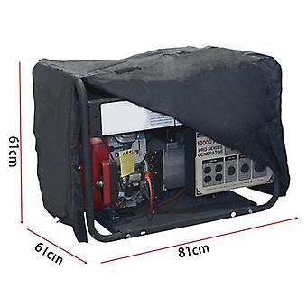 (81*61*61cm) Durable Oxford Weatherproof Waterproof Generator Dustproof Cover Durable
