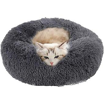 Round Pet Bed For Medium-sized