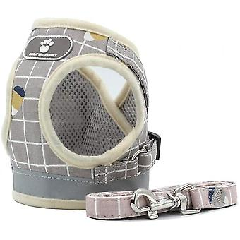 Breathable Soft Mesh Reflective Pet Harness