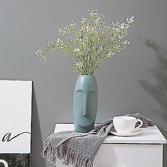 Vases modern contemporary style vases for decor green