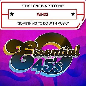 Winde - dieses Lied ist vorhanden / etwas zu tun mit Music USA Import