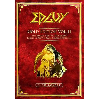 Edguy - Gold Edition [CD] USA import