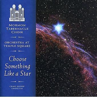Mormon Tabernacle Choir - Choose Something Like a Star [CD] USA import