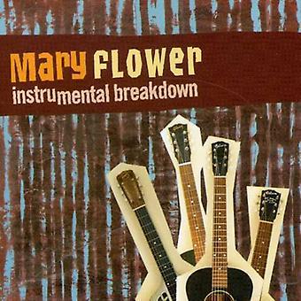 Mary Flower - Instrumental Breakdown [CD] USA import