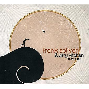 Frank Solivan & vuile Kitchen - over the Edge [CD] USA import