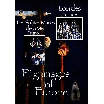 Pilgrimages of Europe - Pilgrimages of Europe: Vol. 2 [DVD] USA import