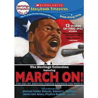 Importación de los E.e.u.u. historias sobre African American Heritage ofrece [DVD]